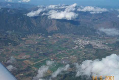 Constanza valley.