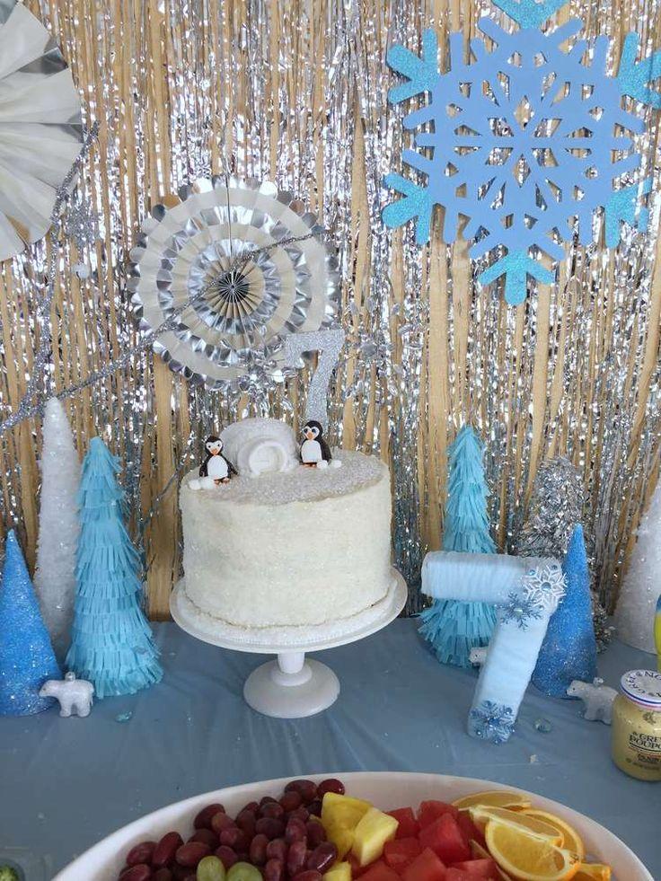 542 best Winter Party Ideas images on Pinterest A stick Arctic
