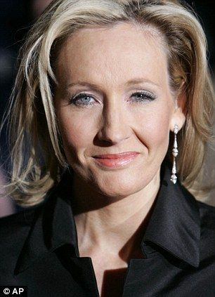 JK Rowling donates 'substantial' figure to charity after winning legal battle against law firm that revealed she was writing under a pseudonym