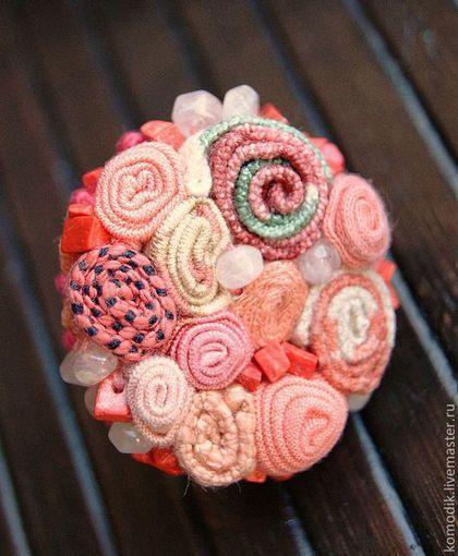 """Кольца ручной работы. кольцо """"Коралловое"""", розово-лососевое, с  розовым кварцем. Комодик с секретными ящиками.…"""