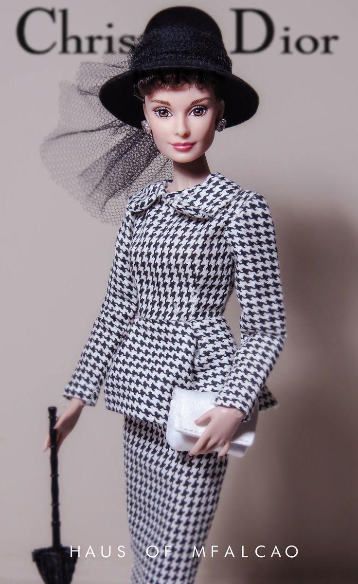 Audrey Hepburn Barbies/Dolls Pinterest Audrey hepburn, Love and Dolls