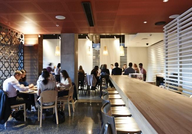 B'Stilla's Moroccan Charm - yummy!!!! South yarra Melbourne