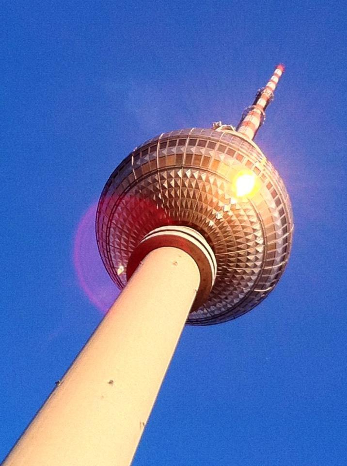Berlin TV Tower, Berlin, Germany