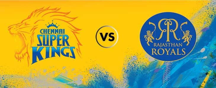 Csk Vs Rr Match Prediction 2018 Who Ll Win Today S Match Between Rr And Csk Lets Find Out Chennai Super Kings Ipl Royal Logo