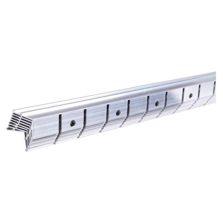 Link Edge Aluminium Garden Edging 50mmx2m 8 Pack