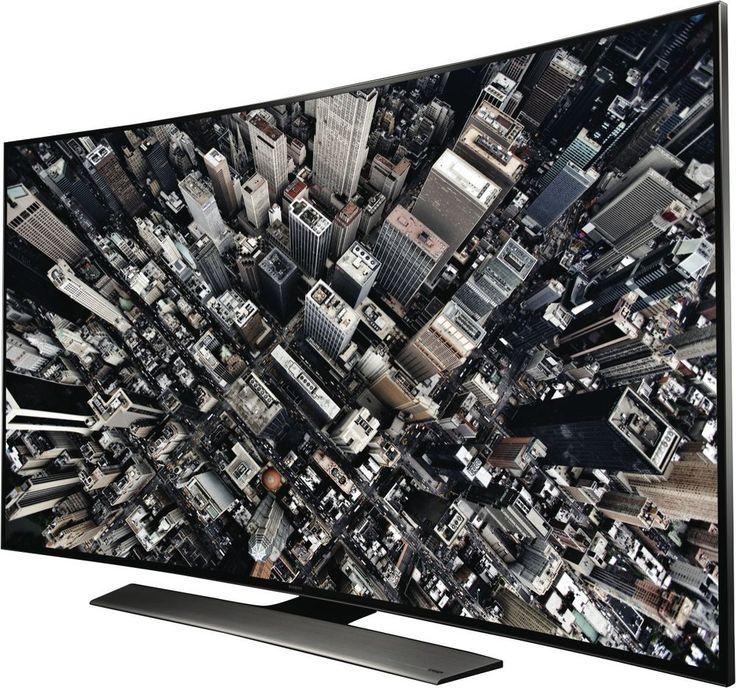 Samsung UA78HU9000W 78 (198cm) Curved UHD LED LCD 100Hz 3D Smart TV NEW