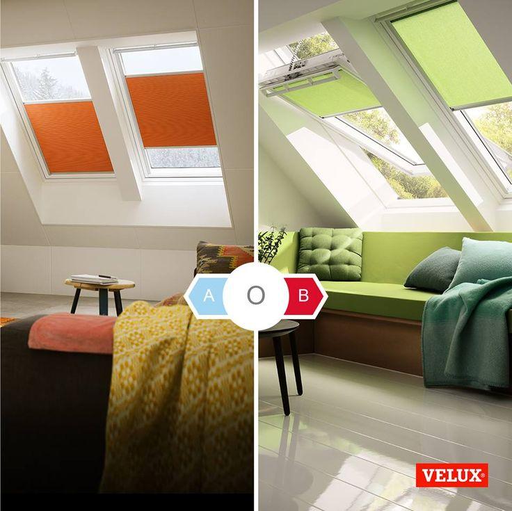 No hay nada mejor que un toque de color para mejorar tu estado de ánimo e iluminar tu día. Cuál de las opciones te gusta más – naranja o verde? 