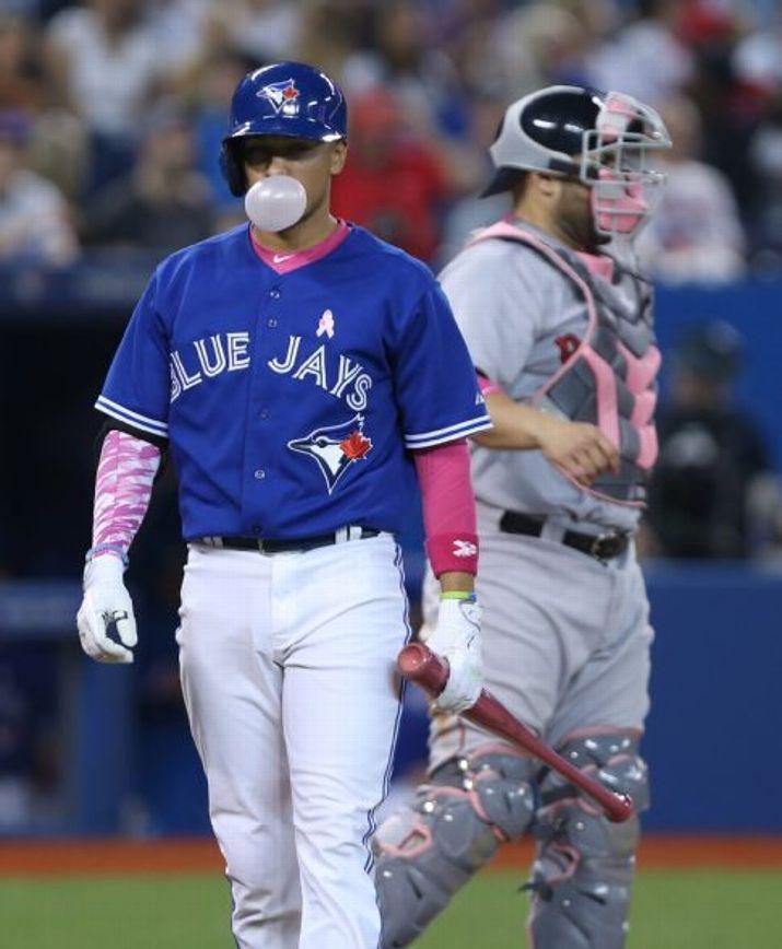 Ryan Goins, Toronto Blue Jays