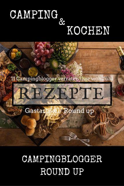 Kochen im Wohnmobil-Campingblogger verraten ihre Lieblingsrezepte Vanlife, kochen, Camping, Wohnmobil
