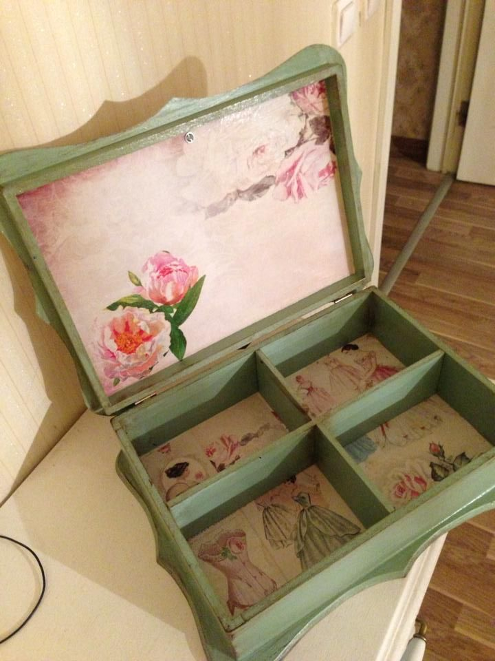 Sehnaz ** em **: caixas de jóias