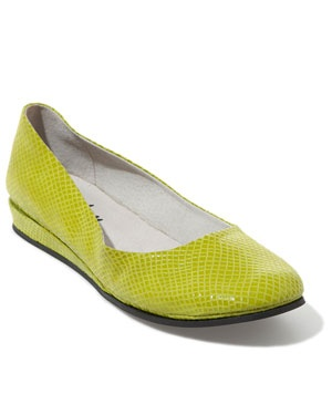 FRENCH SOLE FLAT.  Need in lots of different colors!