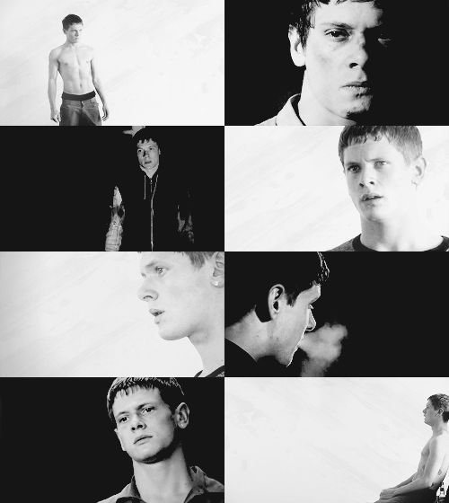 """James Cook, Skins """"What ever happened to all the heroes, man? I'm the last one. You hear me? The last one."""""""