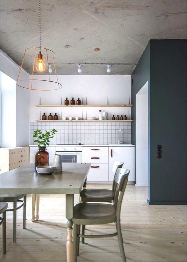 piso de alquiler - diy kitchen