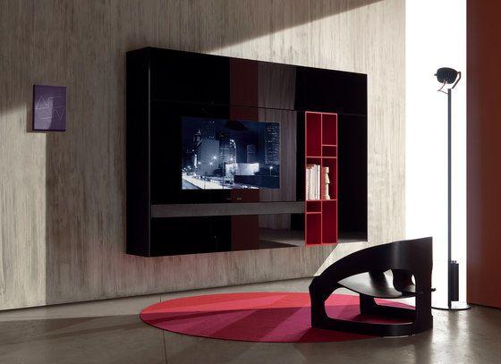 NC Smartwall De Acerbis   Mobilier Hifi / TV · Furniture IdeasModern ...