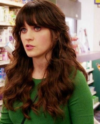 hair styles vedios i a hair crush on zooey deschanel zooey deschanel 4117