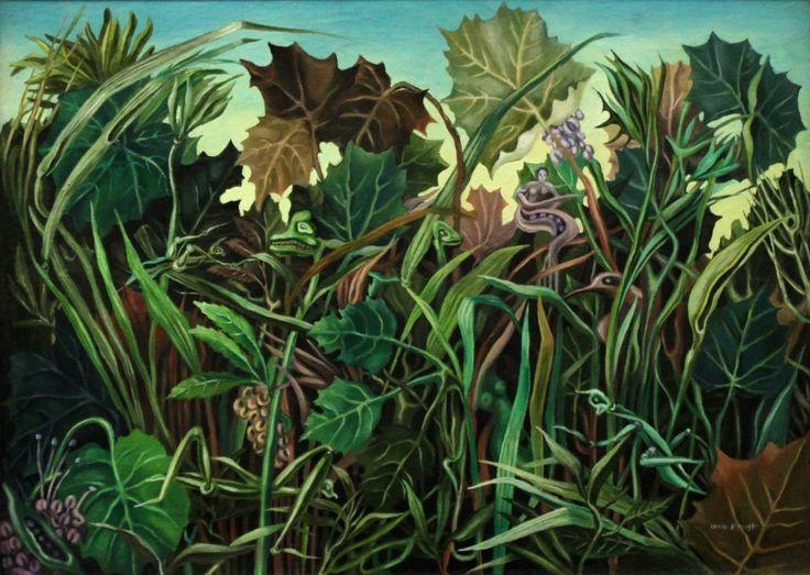 Max Ernst, né le 2 avril 1891 à Brühl et mort le 1er avril 1976 à Paris, est un peintre et sculpteur allemand, artiste majeur des mouvements Dada et surréaliste.