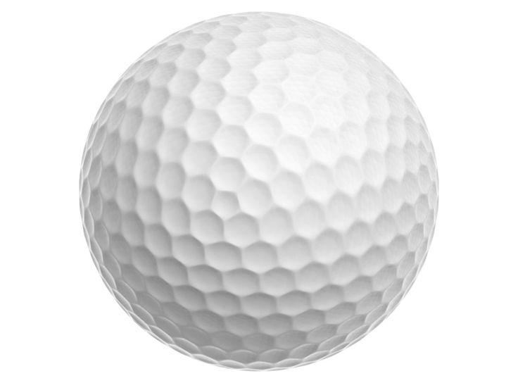 Golf ball nailsGolf Ball Background
