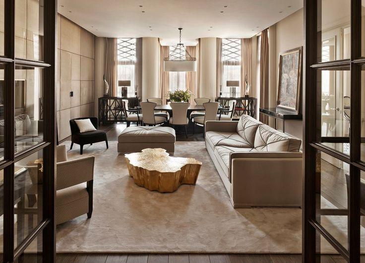 142 best Die 100 beste Projekten der Top deutschsprachige - innenarchitektur design modern wohnzimmer