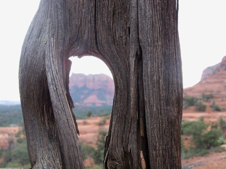natural portals and gateways of Sedona