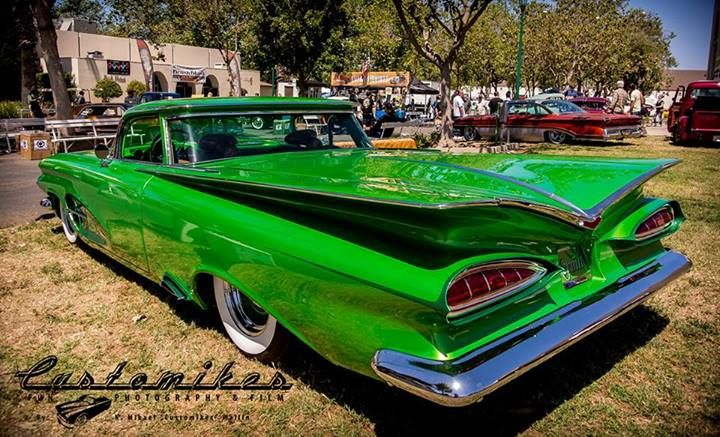 '59 Chevy El Camino...Re-pin...Brought to you by #CarInsurance at #HouseofInsurance in Eugene, Oregon