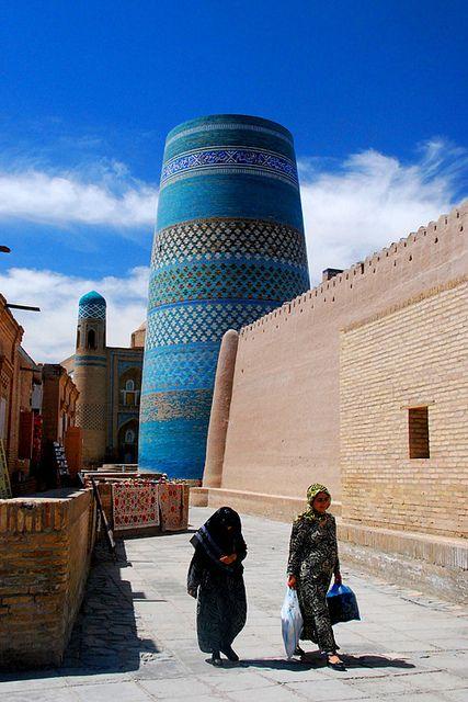 Uzbekistan by bsmethers, via Flickr