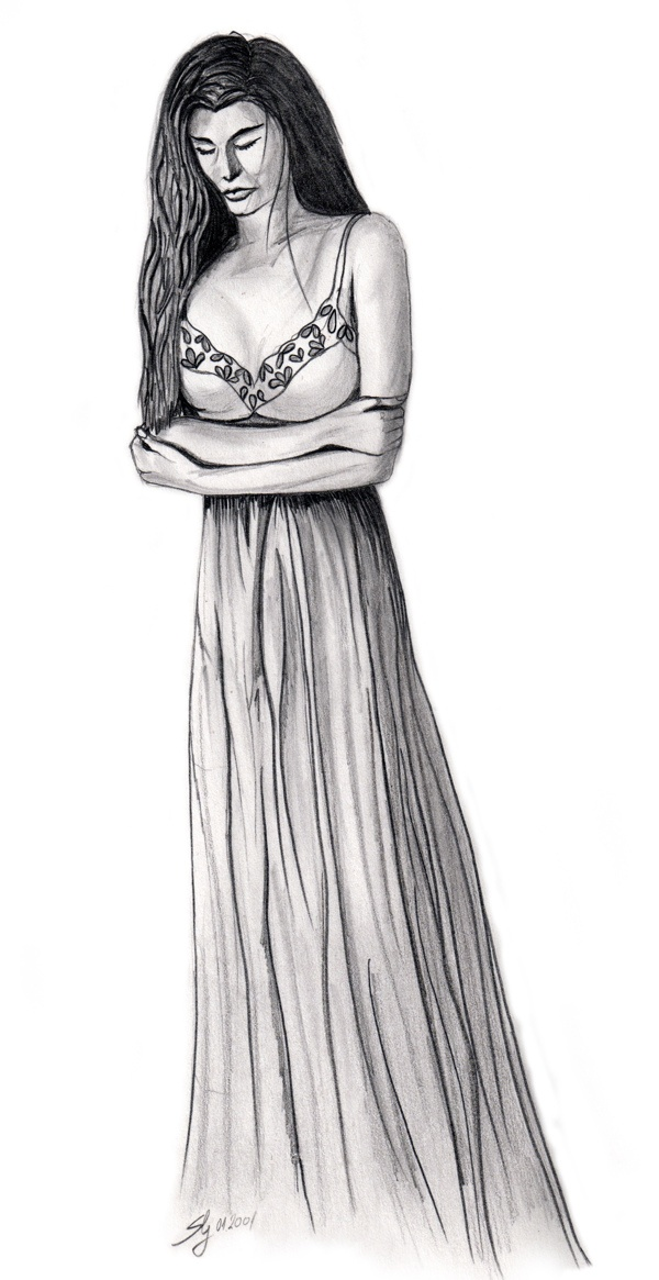 Drawings by Senay Guler Gunbaz, via Behance