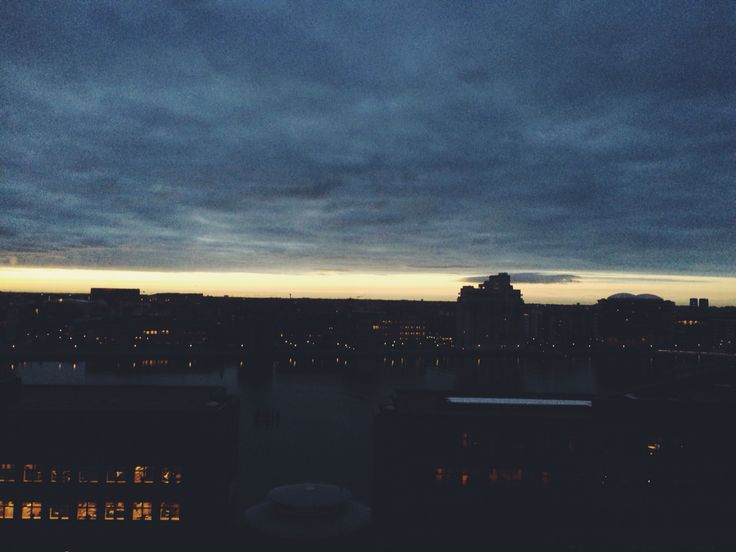 #magic #sky #copenhagen #denmark ☁️☁️☁️