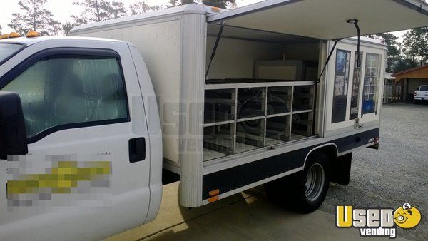 New Listing: https://www.usedvending.com/i/Ford-F350-Super-Duty-Vending-and-Cold-Delivery-Truck-for-Sale-in-North-Carolina-/NC-MB-044R Ford F350 Super Duty Vending and Cold Delivery Truck for Sale in North Carolina!