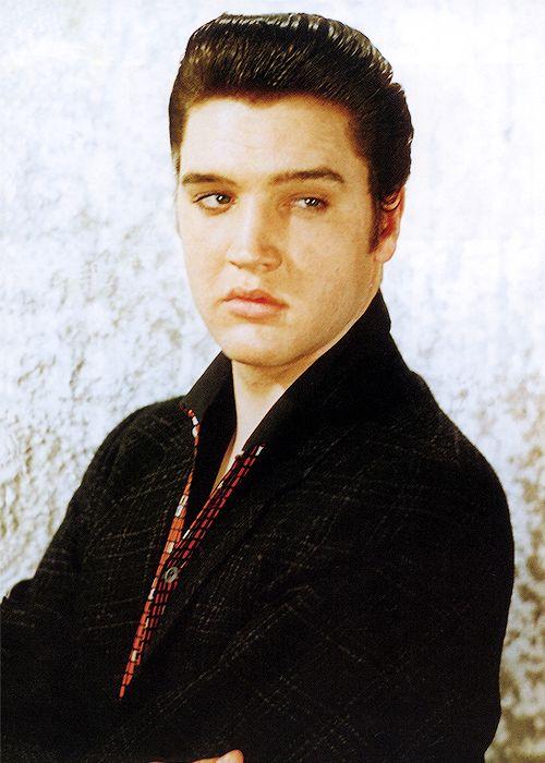 Elvis Presley in 1957.