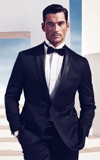 What a man..what a man... what a mighty fine man!    THE David Gandy!