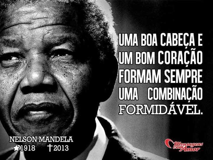 Descanse em paz, Nelson Mandela. #mandela #nelsonmandela