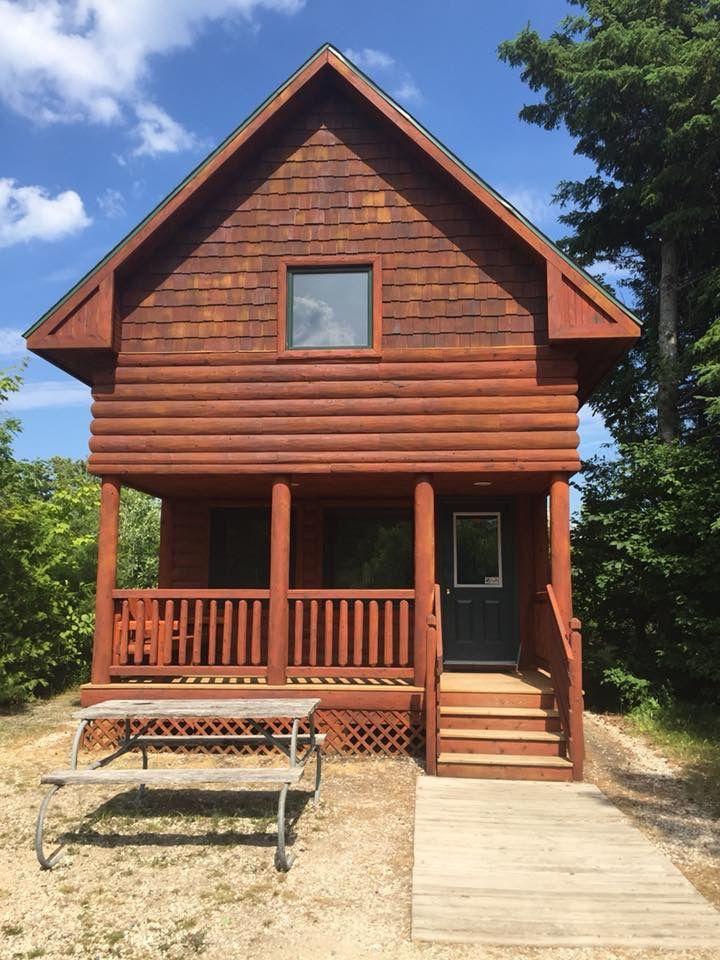 Mackinaw Mill Creek Campground Mackinaw City Mi Mackinaw City House Styles Favorite Places