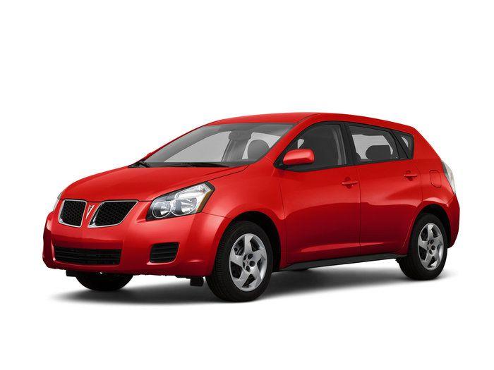 2010 Pontiac Vibe Information