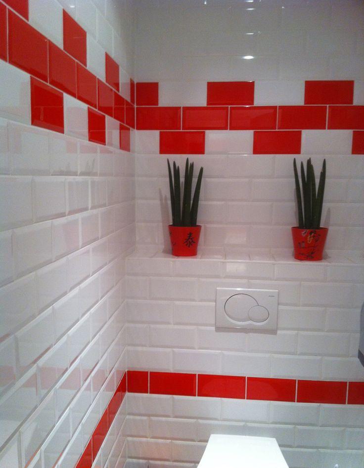 les 25 meilleures id es de la cat gorie faience metro sur pinterest salles de bains carrel es. Black Bedroom Furniture Sets. Home Design Ideas