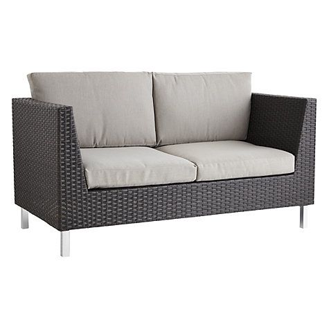 Buy John Lewis Madrid Outdoor Sofa Online at johnlewis.com