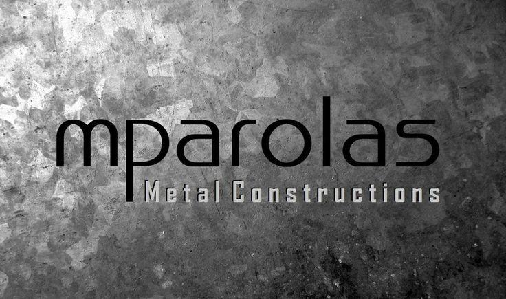 Μεταλλικές Κατασκευές... ✔️ Στέγαστρα ✔️ Πατάρια ✔️ Σκάλες ✔️ Κάγκελα ✔️ Αυλόπορτες #mparolas #metal #constructions
