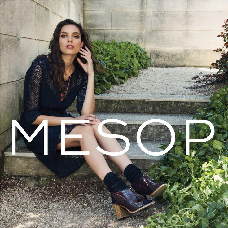 Mesop   Winter 2016 Collection 'Heide' www.mesop.com