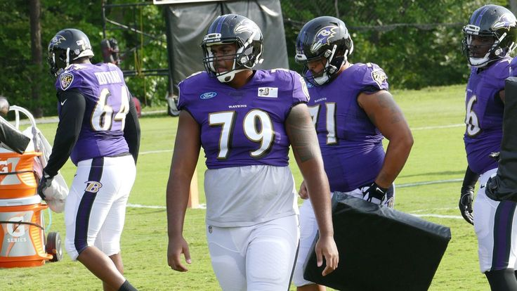 Ravens left tackle Ronnie Stanley's recent play has drawn raves