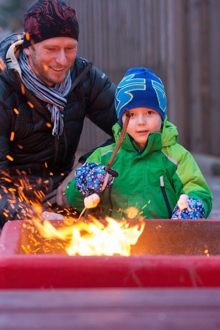 Koiramäen joulu. Doghill Christmas. #sarkanniemi #tampere #koiramaki http://www.sarkanniemi.fi