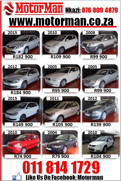 www.thempcargroup.co.za Whatsapp: 083 784 0258 or 082 873 5484  E and OE