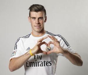 Cómo peinarse como Gareth Bale