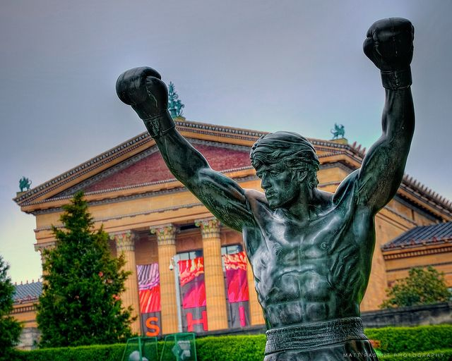 Run the Rocky Steps at the Philly Museum of Art