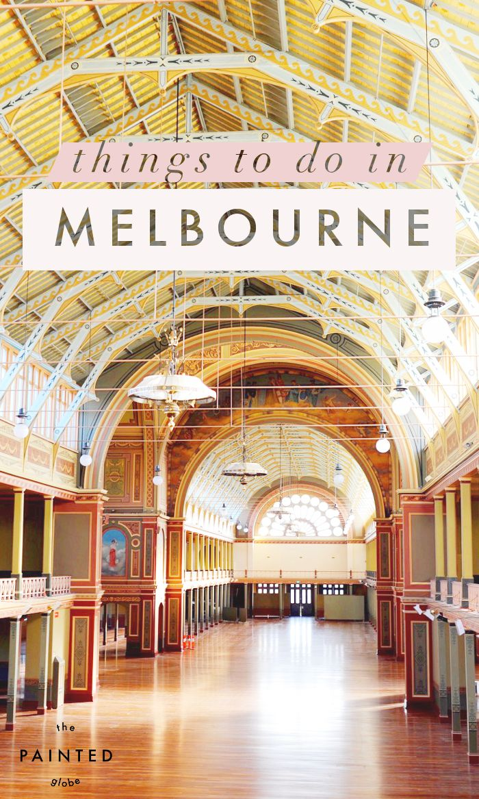 The Painted Globe - Things to do in Melbourne - 5 day itinerary