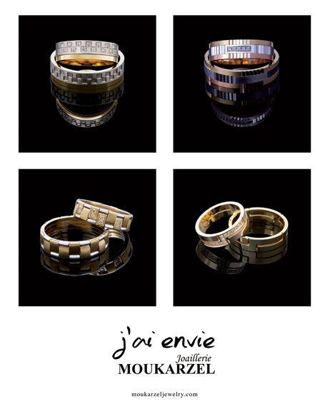 Moukarzel Engagement Rings