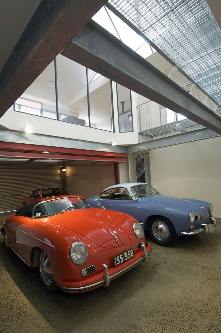 One of our clients was a car enthusiast, who wanted his collection to be an integral part of his home. In order to fulfil his wish, we essentially designed the home around a showcase garage! Get in touch if you'd like to create your story with Fasham.