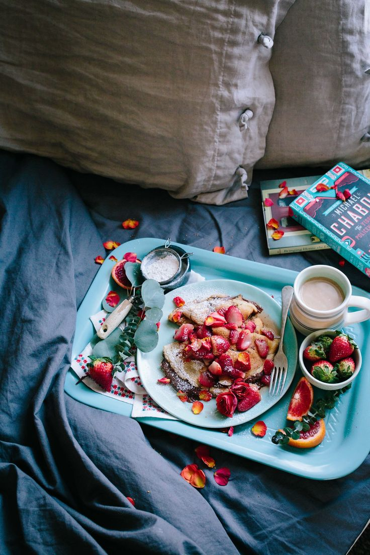 Sunday Morning Crepes By Brooke Lark Unsplash