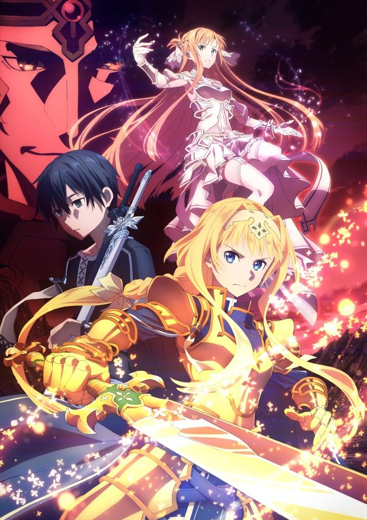 Sword Art Online Alicization War Of Underworld Sword Art