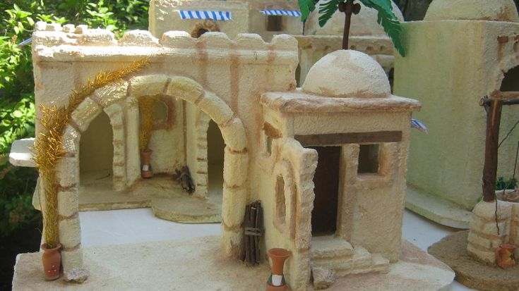 Casas Portales para pesebres   - Google Search
