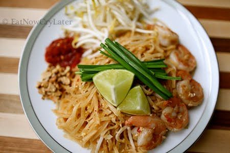 Eat Now Cry Later: Pad Thai