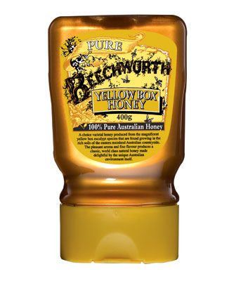 Beechworth Honey Yellow Box  Beechworth honey - http://www.beechworthhoney.com.au/